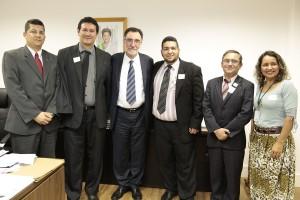 MINISTRO DO DESENVOLVIMENTO AGRÁRIO, PATRUS ANANIAS RECEBE DEMANDAS DOS TÉCNICOS AGRÍCOLAS