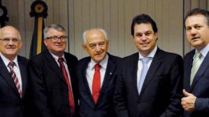 UM PASSO HISTÓRICO – Ministro do Trabalho Manoel Dias anuncia encaminhamento da proposta para criação do conselho profissional dos técnicos